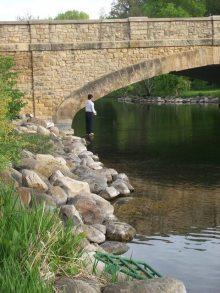 Fishing by E. Johnson