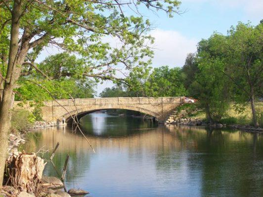 E. Johnson Bridge