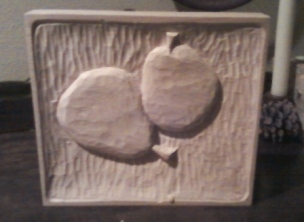 pear relief