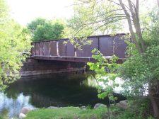 Rail Bridge close up