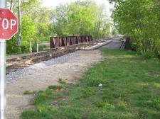 Top view of /Rail Bridge