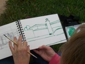Nancy's sketch