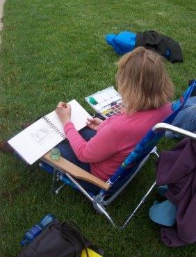 Nancy sketching