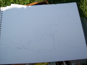 Dave's sketch